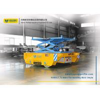 Wholesale Utility Portable Lifting Platform / Material Transfer Trolley Large Load Capacity from china suppliers