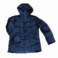Wholesale Women's Fake Down Jacket, Made of 300T Polyester Pongee from china suppliers