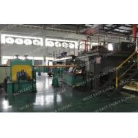 Wholesale 3 Strands Horizontal CCM Continuous Casting Machine For 95x25 Red Copper Pipes from china suppliers