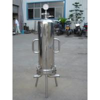 Buy cheap 8R 9R Sanitary Filter Housing For Sugar Syrups and Beer Final Filtration from wholesalers
