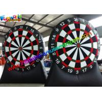 Wholesale House , Backyard Inflatable Dartboard / Inflatable Archery Dart Board for Sport Game from china suppliers