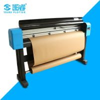 China Dual Spray Inkjet Cutter Vertical Type New Condition Network Interface on sale