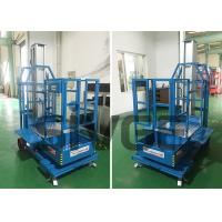 Wholesale Cargo Picker 2.8m Mast Type Self Propelled Elevating Work Platforms for Warehouse from china suppliers
