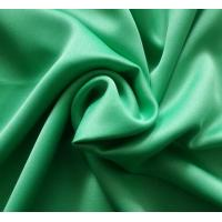 Wholesale Lean Textile Factory direct sales poly stretch satin fabric for wowenfor Dress,underwear from china suppliers