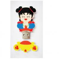Wholesale Gift Rubber USB Flash Disk from china suppliers