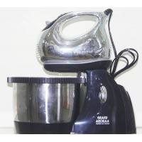 Wholesale powerful stand mixer with 250W stainless steel bowl and electric painting body from china suppliers