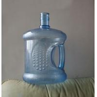China 3 Gallon water container , Three Gallon Water Bottle with handel on sale