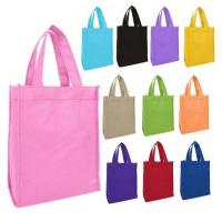 Wholesale Eco Friendly Non Woven Carry Bags  , Non Woven Reusable Bags OEM Service from china suppliers
