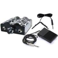 Wholesale 110v, 220v Mini Digital Tattoo Machine Power Supply with Power Plug from china suppliers