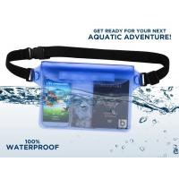 Men & Women Dry Bag, Waterproof Pouch With Waist Strap for Beach, Swimming, Boating, Kayaking, Fishing, Hiking, Camping