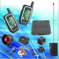 Wholesale 2 way car alarm from china suppliers