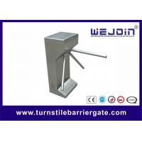Wholesale Comapct safety mechanical Tripod Turnstile Gate / electric Waist height Turnstile from china suppliers