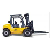 Buy cheap XCMG official manufacturer 7ton diesel forklift truck with Robust and Reliable from wholesalers