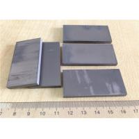 China Boron / Silicon Carbide Ceramic Plate on sale