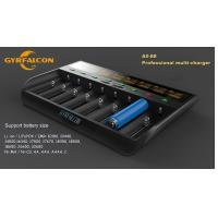 Buy cheap GYRFALCON All - 88 Smart Battery Charger  Eight slot charger/AU,EU,US,UK plug from Wholesalers