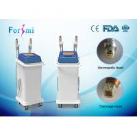 Buy cheap CE approved 5 Mhz high frequency skin rejuvenator skin tightening fractional rf microneedle machine China price from Wholesalers