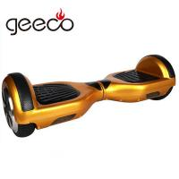Wholesale hot sell intelligent drifting 2 wheel self balance motor wheel electric scooter from Geeco from china suppliers