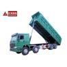Buy cheap HYVA Hydraulic System HOWO A7 8*4 Heavy Duty Tipper Dump Truck 12 Wheeler from wholesalers