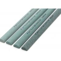 Wholesale Half Round Green Silicon Carbide Sharpening Stone Abrasive Sticks from china suppliers