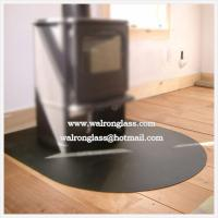 Wholesale Circular Glass Floor Plate with Clear/grey/black color from china suppliers