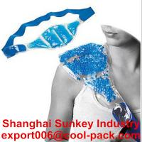 Buy cheap gel beads hot cold pack for neck and shoulder from wholesalers