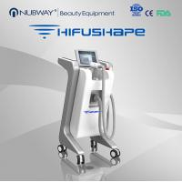 Quality non invasive vertical body slimming HIFUSHAPE fat reduction machine for sale