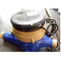 Wholesale Residential Multi Jet Water Meter With Pulse Emitter Dn15 Thread Dry Dial R1000 from china suppliers
