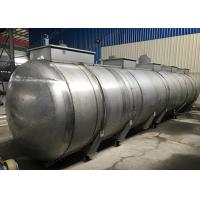 Wholesale Super Large Fixed Horizontal Storage Tank For Hydrochloric Acid HCL, Nitrogen Cryogenic ANT ST1913 from china suppliers