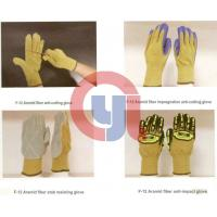 Customized Color Anti Cut Gloves Aramid Materials For Rescue And Relief Work for sale