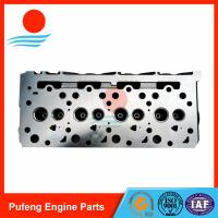 Quality KUBOTA V2203 cylinder head 19077-03048 16429-03040 for WR460 KX155-5 KX161-3S S25A-Pivot Dump Crawler Carrier for sale