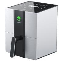 Wholesale Popular Square Air Fryer Touch Screen 2000W With Timer 60 Mins CE Approved from china suppliers