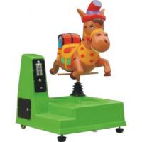 Coin operated amusement kiddie ride CE-Little Donkey