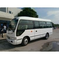 Wholesale 6 M Length Tour Sightseeing Open Coaster Minibus , Rosa Minibus JMC Chassis from china suppliers