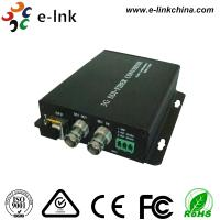Wholesale Multimode Sdi Video Converter To Fiber Optic Converter 300 Meters Distances from china suppliers