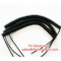 China Flexible PUR Spring Cable on sale