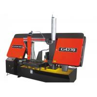 China Full automatic double column horizontal band sawing machine can cut 700mm diameter workpiece on sale