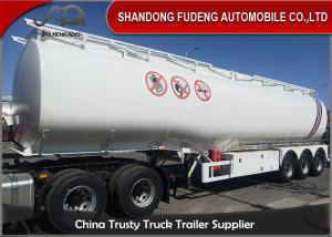 Wholesale Petrol Oil 6 Compartment 42000L Aluminium Fuel Tanker from china suppliers