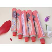 Buy cheap 6 Colors Gravure Printing Food Squeeze Tubes 13.5mm - 40mm Diameter from Wholesalers