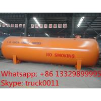 Buy cheap ASME factory price CLW brand 100,000L bulk lpg gas storage tank for sale, best price 100m3 surface lpg gas storage tank from Wholesalers