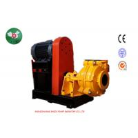 High Efficiency Horizontal AH Slurry Pump SH 3 Inch For Dealing Mining Tailings
