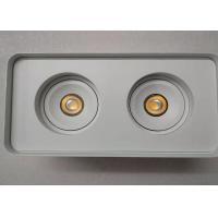 Buy cheap Double-Head 2*7W IP20 Interior Warm White 2700K White Finish Surface Mounted from wholesalers