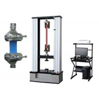 China Double Columns Rubber Mateial Universal Tensile Testing Machine With Precise Load Cell on sale
