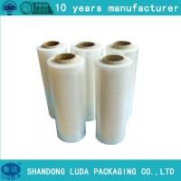Wholesale best service wrapping PE soft transparent pallet wrap film from china suppliers