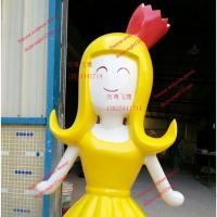 Wholesale japanese famous movie cartoon  statue of fiberglass colorful  for  garden model props from china suppliers
