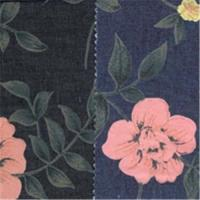 Wholesale Cotton Printed Denim from china suppliers