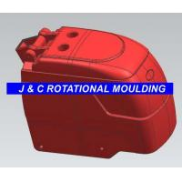 rotational molding floor cleaning machine shell