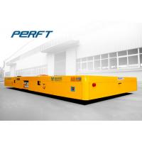 Wholesale motorized plate transfer cars on cement floor used in industrial and workshop from china suppliers