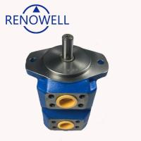 Wholesale 25M 35M 45M 50M Vickers Hydraulic Motor Wide Speed Range With Lower Noise from china suppliers