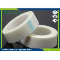 Buy cheap 1.25cm Surgical non woven micropore adhesive tape porous paper tape nonwoven adhesive plaster from wholesalers