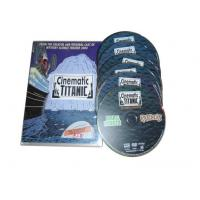China DVD Series Box Sets Cinematic Titanic Blindspot Hickok 2017 Going in Style on sale